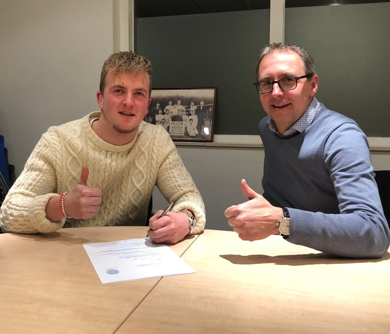 Kevin Schut speelt volgend seizoen bij VV Scherpenzeel